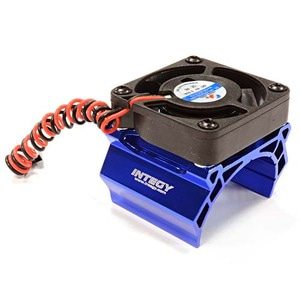 하비몬High Speed Cooling Fan+Heatsink Mount for 36mm O.D. Motor (Blue)[상품코드]INTEGY
