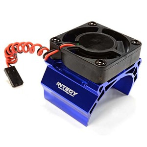 하비몬High Speed Cooling Fan+Heatsink Mount for 42mm O.D. Motor (Blue)[상품코드]INTEGY
