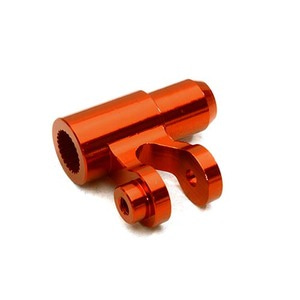 하비몬Billet Machined Alloy Servo Horn 25T for Traxxas X-Maxx 4X4  (Red)[상품코드]INTEGY