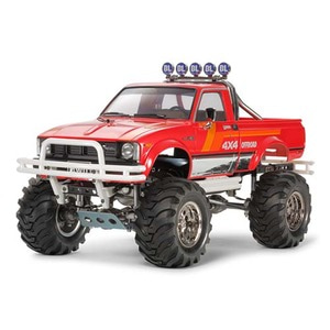 하비몬1/10 Toyota Mountain Rider 4x4 Pick-Up Truck[상품코드]TAMIYA