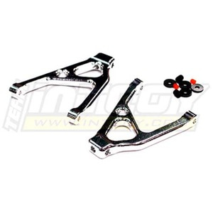 하비몬Alloy Rear Upper Arms for 1/16 Traxxas Slash VXL & Rally (Silver)[상품코드]INTEGY