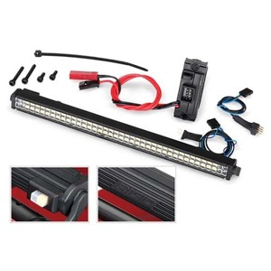 하비몬LED lightbar kit (Rigid®)/power supply, TRX-4[상품코드]TRAXXAS