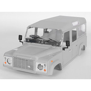 하비몬1/10 Defender D110 Hard Plastic Body Kit[상품코드]RC4WD