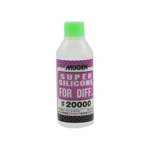 하비몬[#B0338A] Super Silicone Diff. Oil #20000[상품코드]MUGEN SEIKI