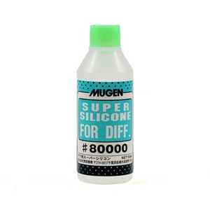 하비몬[#B0343A] Super Silicone Diff. Oil #80000[상품코드]MUGEN SEIKI