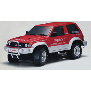 하비몬[특별기획] 1/9 Mitsubishi Pajero EP 4WD Recreational Vehicle[상품코드]KYOSHO