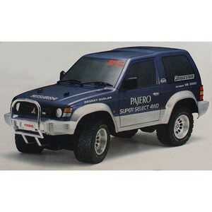 하비몬[특별기획] 1/9 Mitsubishi Pajero GP 4WD Recreational Vehicle[상품코드]KYOSHO