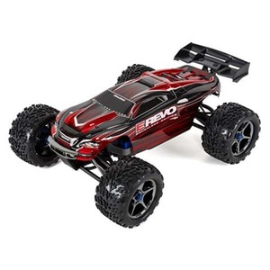 하비몬1/10 E-Revo Brushless TSM 4WD RTR (Red)[상품코드]TRAXXAS