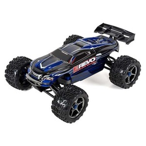 하비몬1/10 E-Revo Brushless TSM 4WD RTR (Blue)[상품코드]TRAXXAS