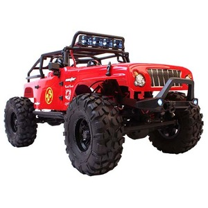 하비몬1/10 Jeep Rock Rocket V2 - 2018 (Red)[상품코드]CASTER RACING