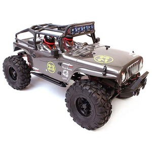 하비몬1/10 Jeep Rock Rocket V2 - 2018 (Gray)[상품코드]CASTER RACING