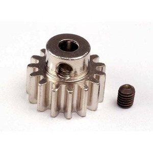 하비몬15T 32P Pinion Gear w/3mm Bore[상품코드]TRAXXAS