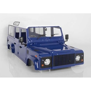 하비몬Gelande II D110 Complete Body Set (Dark Blue)[상품코드]RC4WD