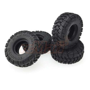 하비몬1/35 Option Big Block Tires Ver2 4 Pcs For OH35P01 OH35A01[상품코드]ORLANDOO HUNTER