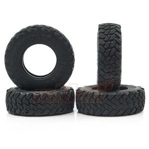 하비몬Option Big Block Tires Ver.3 4 pcs Black For OH35P01 OH35A01 OH32A02[상품코드]ORLANDOO HUNTER