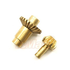 하비몬Brass Heavy Duty Gear Set Gold For Orlandoo 1/35 OH35P01-KIT[상품코드]XTRA SPEED