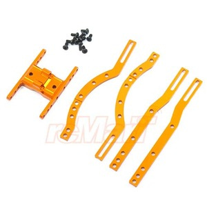 하비몬Al. Adjustable Chassis Set Orange For Orlandoo OH35P01 OH35A01-KIT[상품코드]XTRA SPEED
