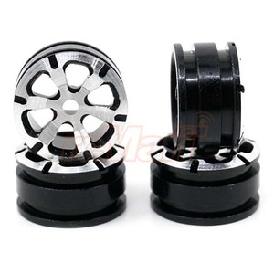 하비몬Al. 6 Spoke Beadlock Wheel 4 Pcs For Orlandoo Car Kit[상품코드]XTRA SPEED