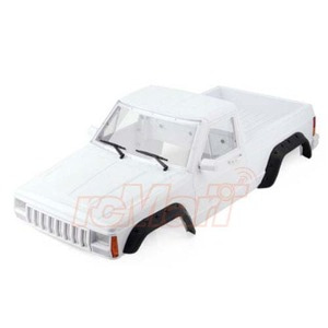 하비몬Cherokee XJ ABS Pickup Truck Hard Plastic Body Kit 313mm w/ Interior Kit For Axial RC4WD[상품코드]XTRA SPEED