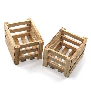하비몬1/10 RC Rock Crawler Accessory Wooden Crate[상품코드]YEAH RACING