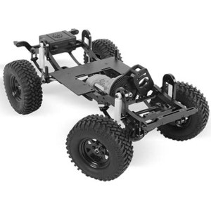 하비몬[#Z-K0045] 1/10 Trail Finder 2 SWB Scale Truck Chassis Kit[상품코드]RC4WD