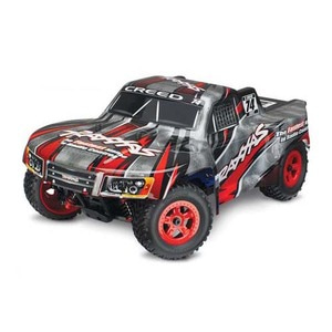 하비몬1/18 LaTrax SST 4WD RTR #74 Creed Red/Silver[상품코드]TRAXXAS