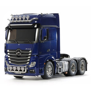 하비몬1/14 Mercedes-Benz Actros 3363 Giga Space (Pearl Blue)[상품코드]TAMIYA