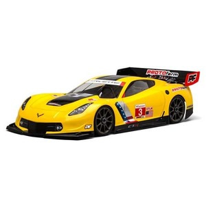 하비몬1/8 Chevrolet Corvette C7.R Clear Body[상품코드]PRO-LINE RACING