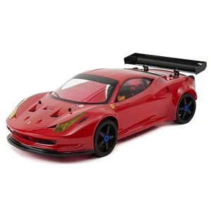 하비몬1/8 Ferrari 458 Italia Inferno GT2 VE Race Spec [ReadySet][상품코드]KYOSHO
