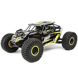하비몬1/10 Rock Rey 4WD RTR w/AVC (Yellow)[상품코드]TEAM LOSI