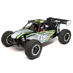 하비몬1/5 Desert Buggy XL-E™ 4wd Electric RTR Black 80km/h+ (w/4S Battery Tray)[상품코드]TEAM LOSI
