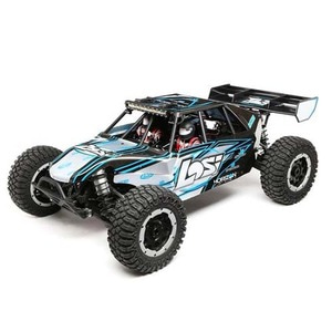 하비몬1/5 Desert Buggy XL-E™ 4wd Electric RTR Grey 80km/h+ (w/4S Battery Tray)[상품코드]TEAM LOSI