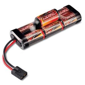하비몬8.4V 3000mAh Ni-MH 7C Hump Power Cell (TRX잭)[상품코드]TRAXXAS