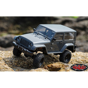 하비몬1/18 Gelande II ARTR w/Black Rock Body Set[상품코드]RC4WD