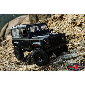 하비몬1/18 Gelande II ARTR w/D90 Body Set (Black)[상품코드]RC4WD