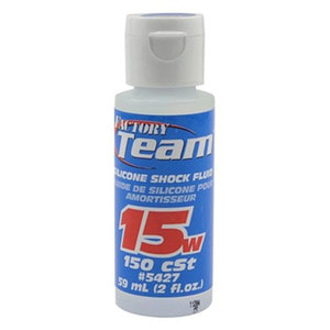 하비몬Silicone Shock Oil (2oz) (15wt)[상품코드]TEAM ASSOCIATED