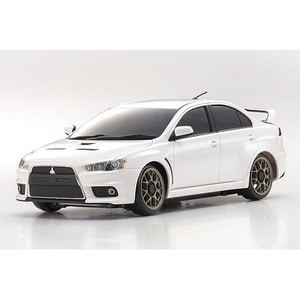 하비몬1/27 ASC MA020S Mitsubishi Lancer Evolution X Pearl White Body Set[상품코드]KYOSHO