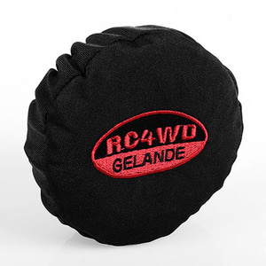 하비몬Gelande Spare Tire Cover fits 1.55, 1.7 and 1.9[상품코드]RC4WD