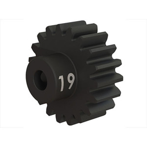 하비몬19T 32P Hardened Steel Machined Heavy Duty Pinion Gear w/3mm Bore[상품코드]TRAXXAS