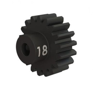하비몬18T 32P Hardened Steel Machined Heavy Duty Pinion Gear w/3mm Bore[상품코드]TRAXXAS