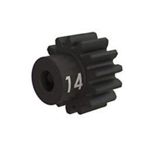 하비몬14T 32P Hardened Steel Machined Heavy Duty Pinion Gear w/3mm Bore[상품코드]TRAXXAS
