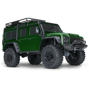 하비몬1/10 TRX-4 Scale & Trail Defender Crawler 4WD RTR (Green)[상품코드]TRAXXAS