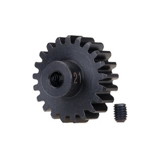 하비몬21T 32P Hardened Steel Machined Heavy Duty Pinion Gear w/3mm Bore[상품코드]TRAXXAS
