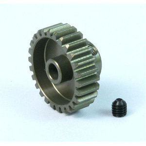 하비몬Alu. 7075 Hard Coated Pinion Gear 06P 24T (Mod 0.6)[상품코드]YEAH RACING