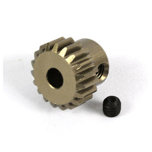 하비몬Alu. 7075 Hard Coated Pinion Gear 48P 17T[상품코드]YEAH RACING