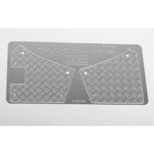 하비몬Diamond Plate Rear Fender Quarters for Traxxas TRX-4[상품코드]CCHAND