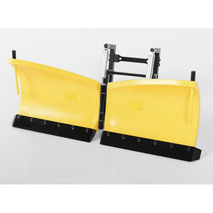 하비몬Super Duty V Snow Plow (Yellow)[상품코드]RC4WD