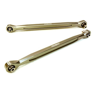 하비몬Billet Machined Steering Links for Traxxas X-Maxx 4X4 (Grey)[상품코드]INTEGY