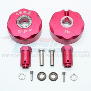 하비몬TRX-4 Alum. Pendulum Wheel Knuckle Axle Weight +23mm Hex Adapter[상품코드]GPM