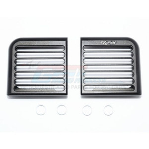하비몬TRX-4 Alum. Headlight Assembly Rounded Brush Guard[상품코드]GPM